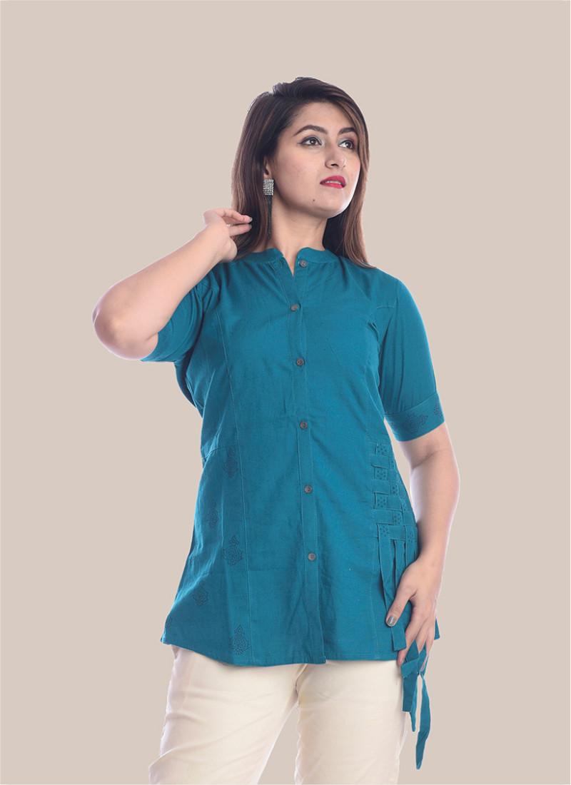 /home/customer/www/fabartcraft.com/public_html/uploadshttps://www.shopolics.com/uploads/images/medium/1-2-Sleeve-Blue-Shirt-Style-Top-35068.jpg
