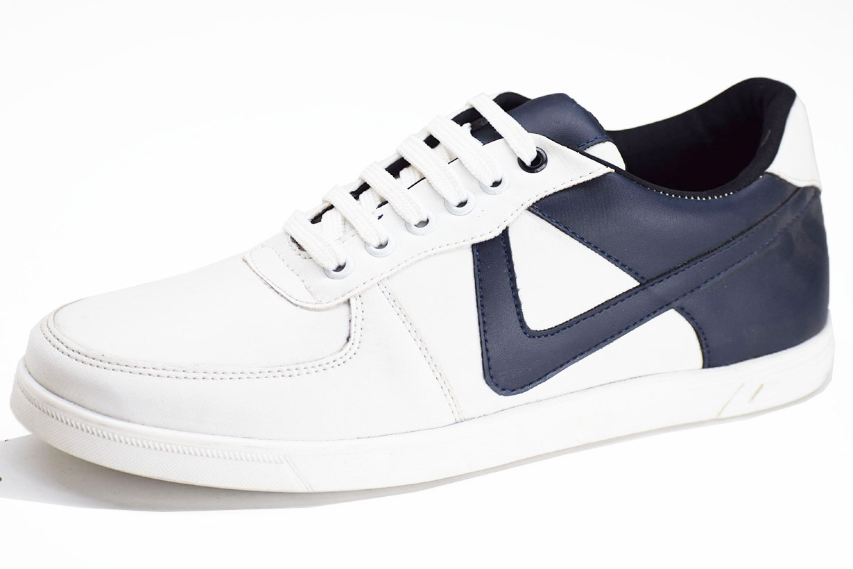 Dual Sneaker Blue and white Color Shoe-33252