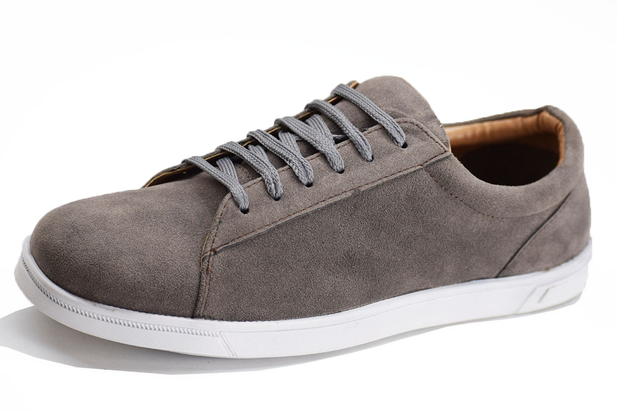 Winner Grey Color Shoe-33279