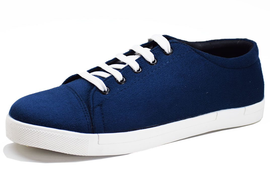 Simple Blue Color Shoe-33284