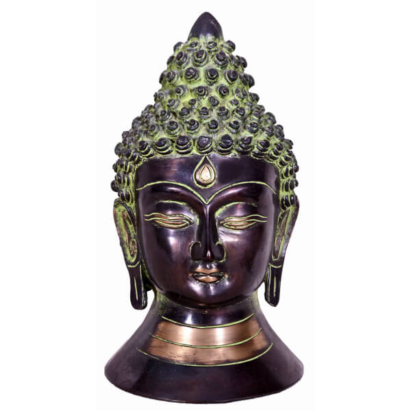 Antique Bronze Budha