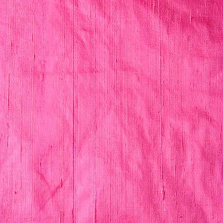 Baby Pink Dupion Silk Running Fabric-4881
