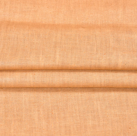 Beige Plain Linen Fabric-90154