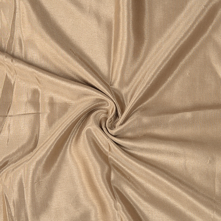 Beige Plain Santoon Fabric-65007