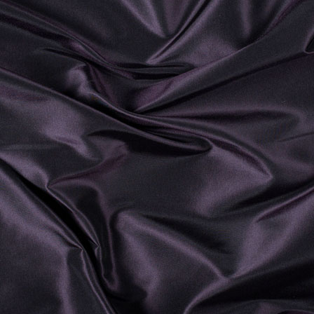 Blackberry Silk Taffeta Fabric-6542