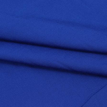 Rayon Shirt (2.25 Meter)-Blue Plain Rayon Fabric-40698