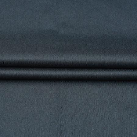Men Unstitched Trouser (1.3 MTR)-Blue Plain Cotton Fabric-42052