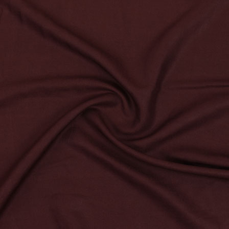 Brown Plain Khadi Rayon Fabric-40692