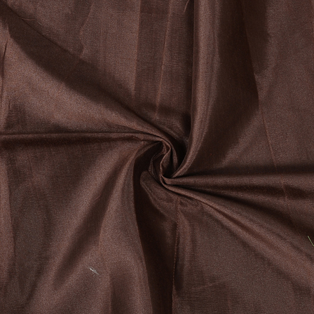 Brown Plain Santoon Fabric-65001