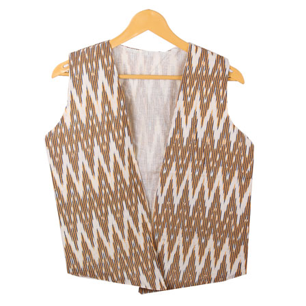 /home/customer/www/fabartcraft.com/public_html/uploadshttps://www.shopolics.com/uploads/images/medium/Brown-White-Sleeveless-Ikat-Cotton-koti-jacket-12297.jpg