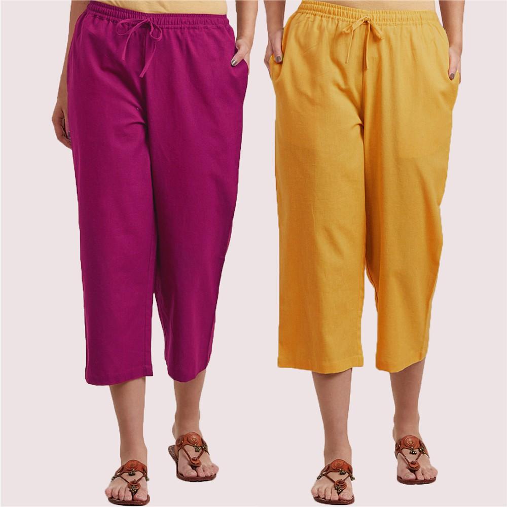 /home/customer/www/fabartcraft.com/public_html/uploadshttps://www.shopolics.com/uploads/images/medium/Combo-of-2-Cotton-Culottes-Magenta-Pink-and-Mustard-Yellow-34400.jpg