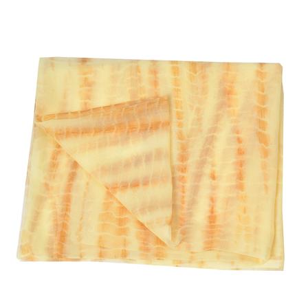 Cream Chiffon Georgette Fabric-29027
