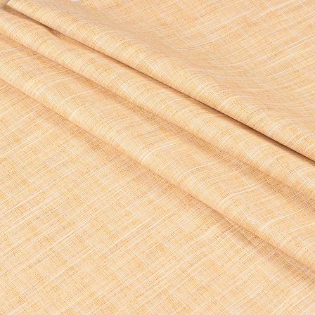 Khadi Shirt (2.25 Meter) Fabric-Cream Handloom Cotton -140325