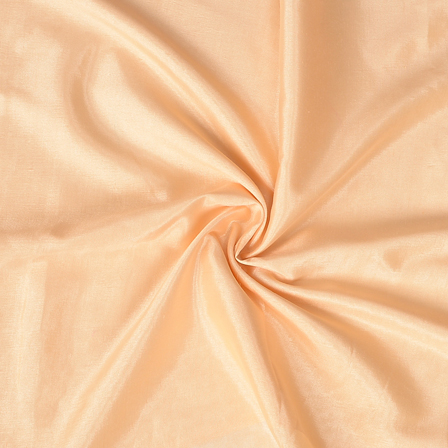 Cream Plain Santoon Fabric-65030