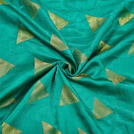 /home/customer/www/fabartcraft.com/public_html/uploadshttps://www.shopolics.com/uploads/images/medium/Cyan-Golden-Tringle-Satin-Brocade-Silk-Fabric-12117.jpg