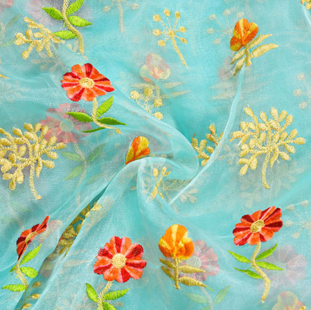 /home/customer/www/fabartcraft.com/public_html/uploadshttps://www.shopolics.com/uploads/images/medium/Cyan-Golden-and-Red-Floral-Embroidery-Organza-Silk-Fabric-22015.jpg