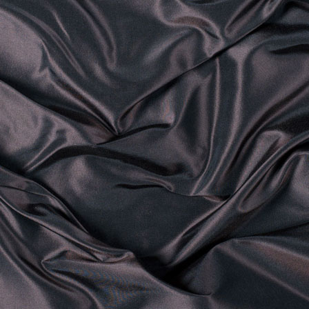 Dark Brown Silk Taffeta Fabric-6548