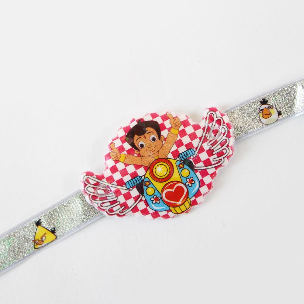 Kids Rakhi Designer Handmade-GFT-ANL-KID-016