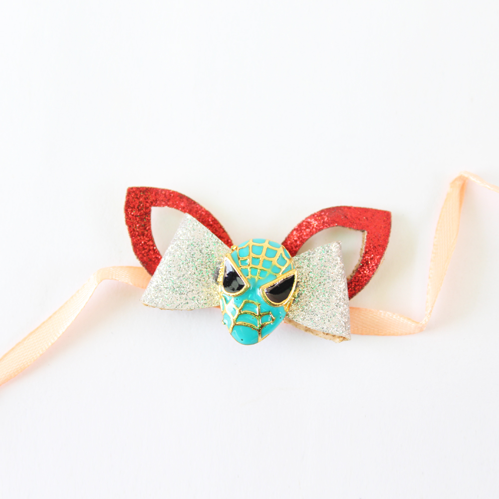 Kids Rakhi Designer Handmade-GFT-ANL-KID-018