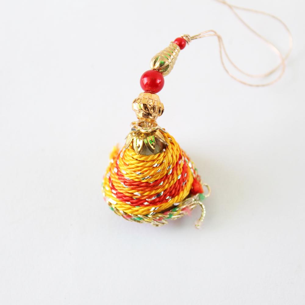 Lumba Rakhi Designer Handmade-GFT-ANL-LUM-022