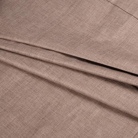 Khadi Shirt (2.25 Meter) Fabric-Gray Handloom Cotton -140331