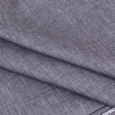 Gray-Plain-Linen-Fabric-90079