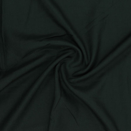 Green Plain Khadi Rayon Fabric-40702