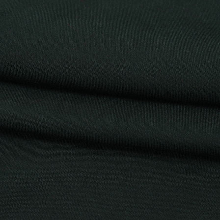 Rayon Shirt (2.25 Meter)-Green Plain Rayon Fabric-40702