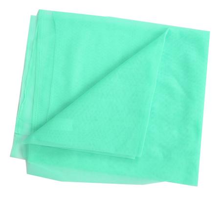Green Plain Net Fabric-60191