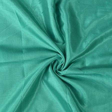 Green Plain Santoon Fabric-65002