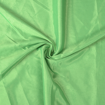Green Plain Santoon Fabric-65017