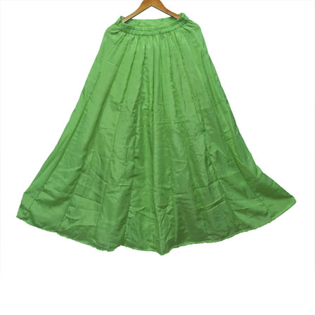 Green Umbrella  Shantoon Skirt-23032