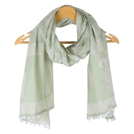 /home/customer/www/fabartcraft.com/public_html/uploadshttps://www.shopolics.com/uploads/images/medium/Green-White-Floral-Cotton-Block-Print-Dupatta-With-Pom-Pom-33121.jpg