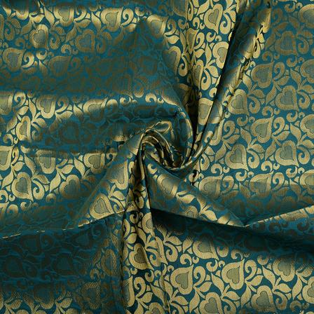 /home/customer/www/fabartcraft.com/public_html/uploadshttps://www.shopolics.com/uploads/images/medium/Green-and-Golden-Floral-Brocade-Silk-Fabric-8562.jpg
