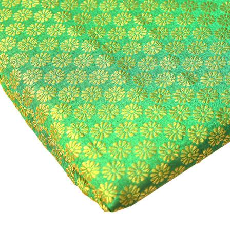 /home/customer/www/fabartcraft.com/public_html/uploadshttps://www.shopolics.com/uploads/images/medium/Green-and-Golden-Small-Flower-Brocade-Silk-Fabric-8243.jpg