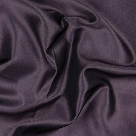 Italian Famous NYC Designer Ash Purple Silk Taffeta Fabric-6559