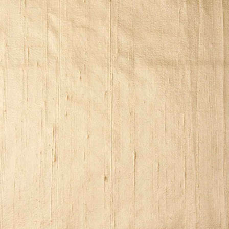 Ivory Dupion Silk Fabric-4866