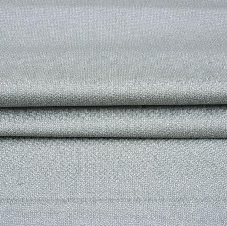 Men Unstitched Trouser (1.2 MTR)-Light Gray Plain Cotton Wool Fabric-42181