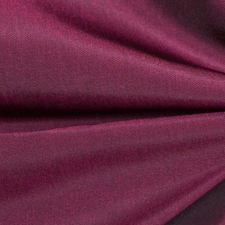 Maroon Silk Taffeta Fabric-6544