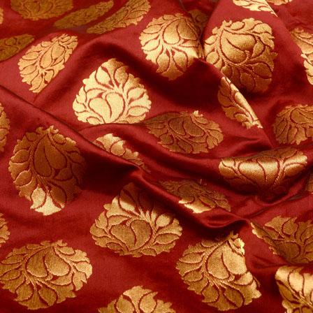 /home/customer/www/fabartcraft.com/public_html/uploadshttps://www.shopolics.com/uploads/images/medium/Maroon-and-Golden-Floral-Shape-Brocade-Silk-Fabric-5357.jpg