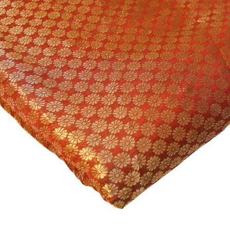 /home/customer/www/fabartcraft.com/public_html/uploadshttps://www.shopolics.com/uploads/images/medium/Maroon-and-Golden-Small-Flower-Pattern-Brocade-Silk-Fabric-8201.jpg
