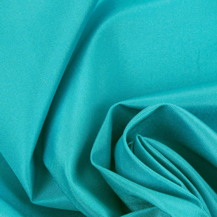 Medium Blue Silk Taffeta Fabric-6525