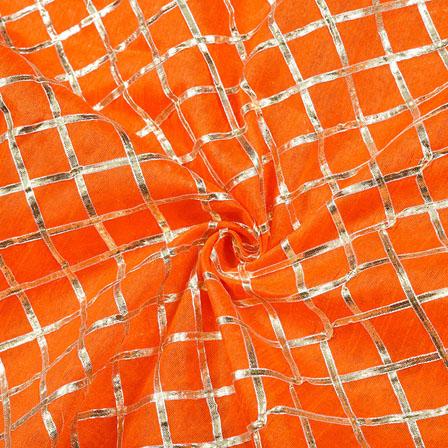 /home/customer/www/fabartcraft.com/public_html/uploadshttps://www.shopolics.com/uploads/images/medium/Orange-Silver-Checks-Gota-Brocade-Silk-Fabric-12291.jpg