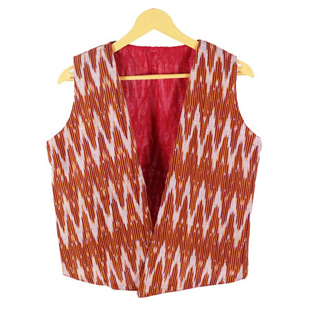 /home/customer/www/fabartcraft.com/public_html/uploadshttps://www.shopolics.com/uploads/images/medium/Orange-White-Sleeveless-Ikat-Cotton-koti-jacket-12280.jpg