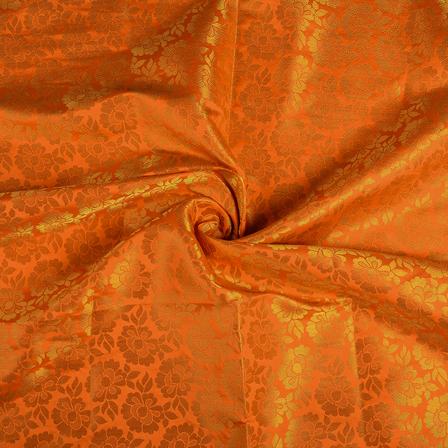 /home/customer/www/fabartcraft.com/public_html/uploadshttps://www.shopolics.com/uploads/images/medium/Orange-and-Golden-Flower-Brocade-Silk-Fabric-8549.jpg