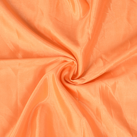 Peach Plain Santoon Fabric-65023