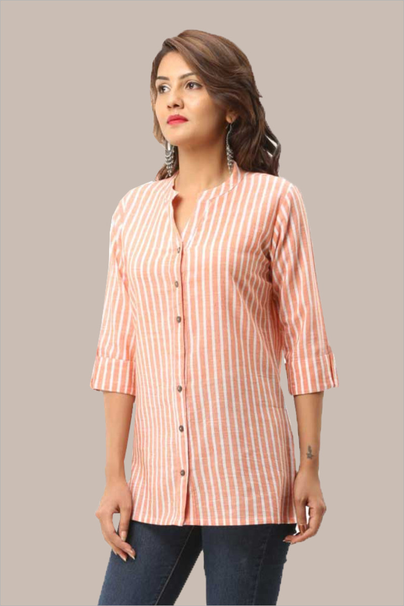 /home/customer/www/fabartcraft.com/public_html/uploadshttps://www.shopolics.com/uploads/images/medium/Peach-White-Stripe-34-Sleeve-Cotton-Women-Shirt-33705.jpg