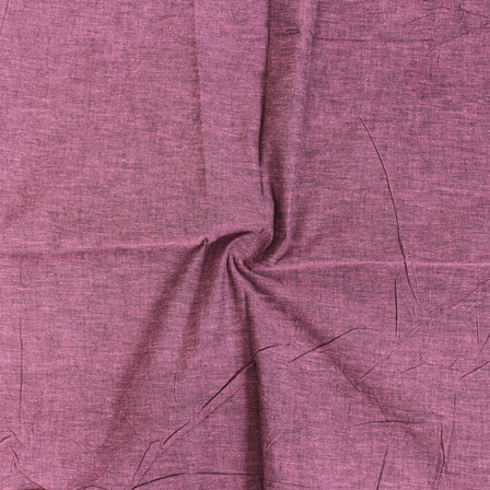 Pink Cotton Samray Handloom Fabric-40061