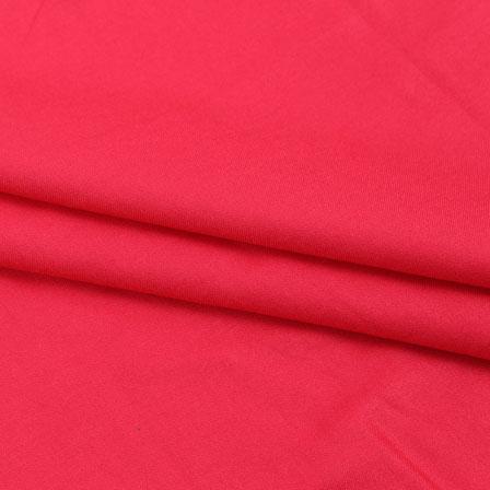 Rayon Shirt (2.25 Meter)-Pink Plain Khadi Rayon Fabric-40703