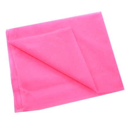 Pink Plain Net Fabric-60188